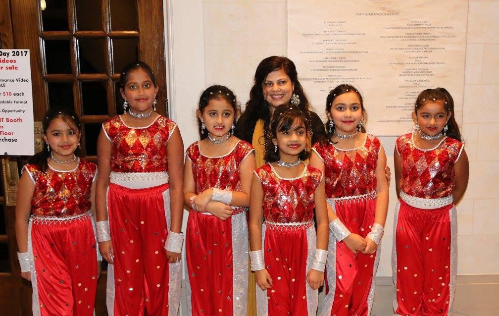 Madhu Peshwani, Masti Dance Academy, Haun Elementary