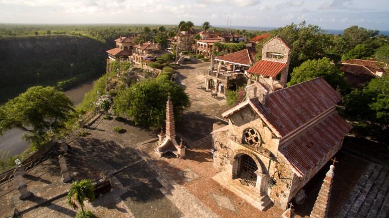altos de chavon, casa de campo, dominican republic. photo courtesy of casa de campo