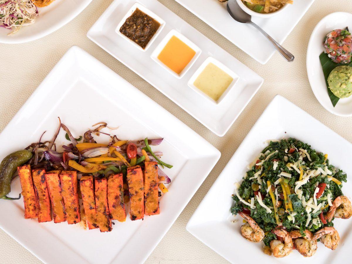 Litas La Mexicana, mexican cuisines, plano, inidian, paneer, vegetarian