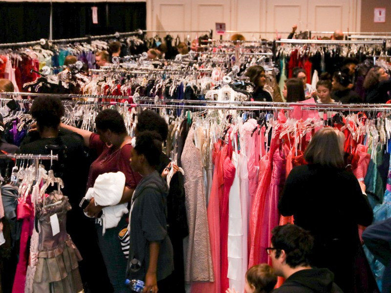 prom closet