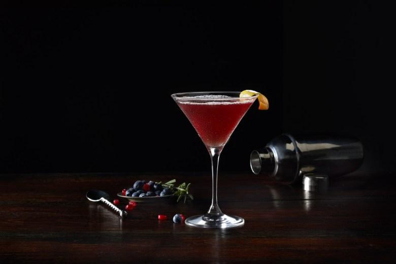blueberry pom martini final