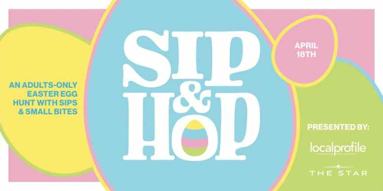 The Star, Frisco, Sip & Hop, Easter Egg Hunt, Local Profile