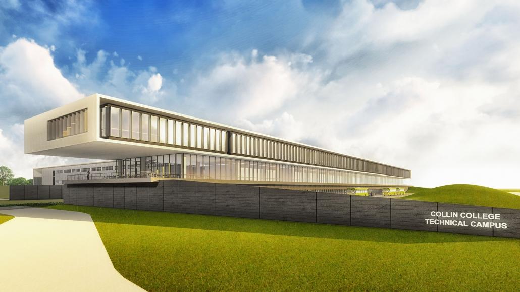 collin college technical center