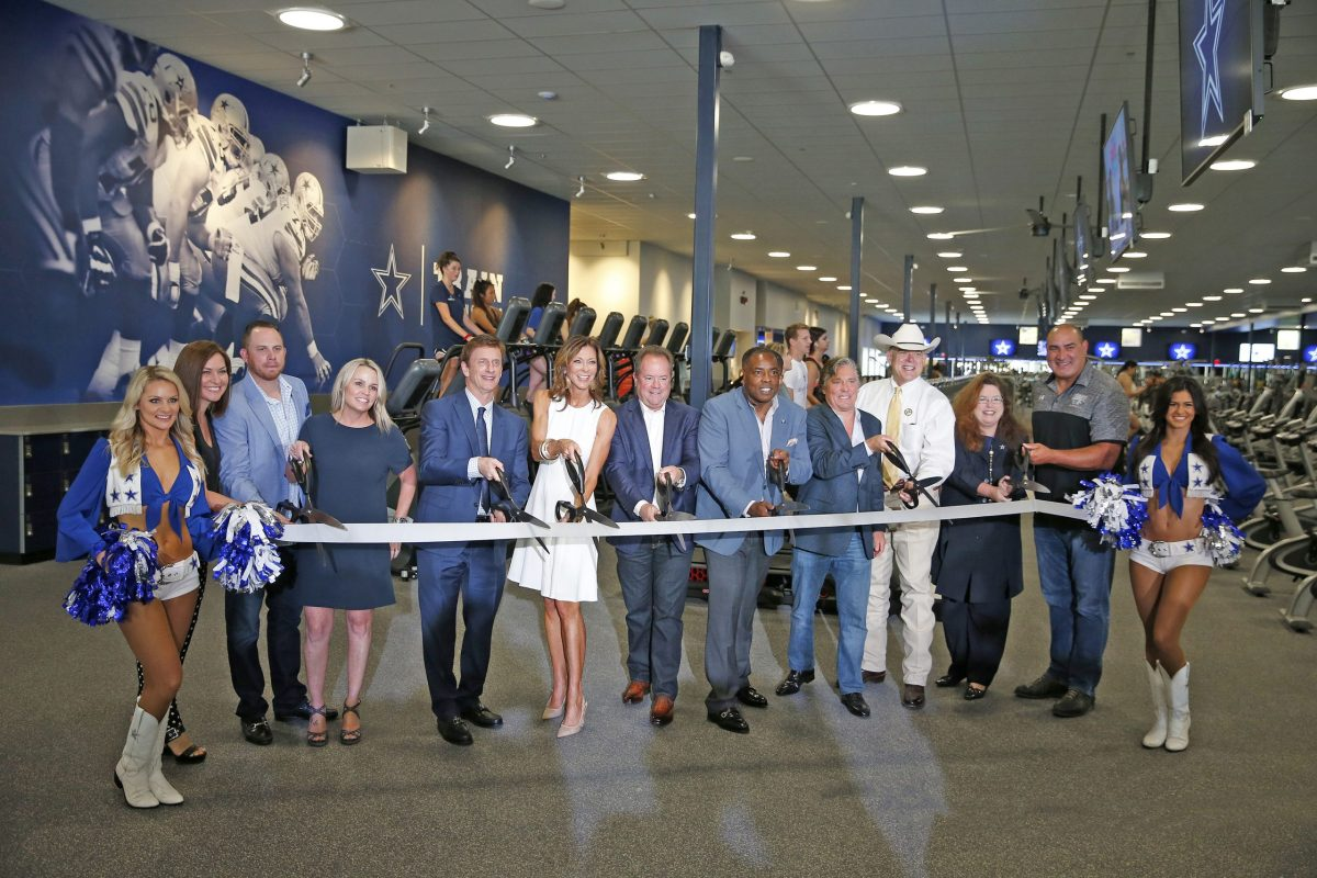 cowboys fit plano ribbon cutting1 scaled