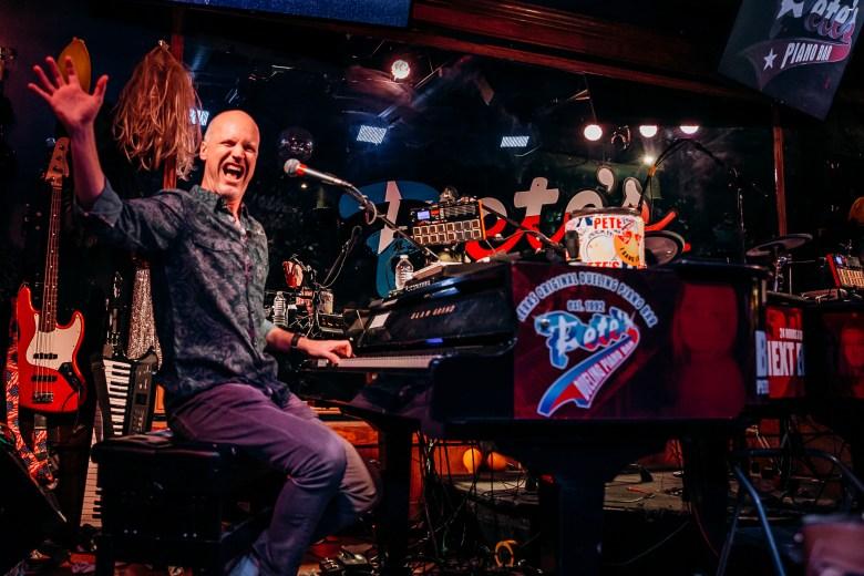 Musician Pete's Dueling Piano Bar