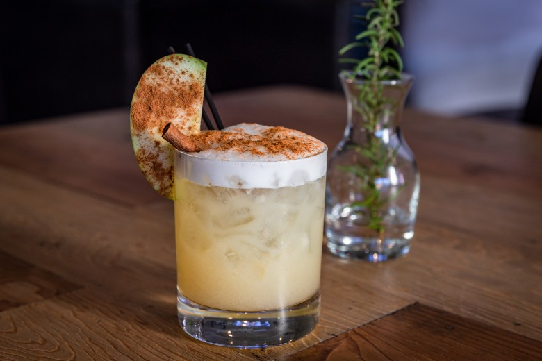 grey goose apple cider mule