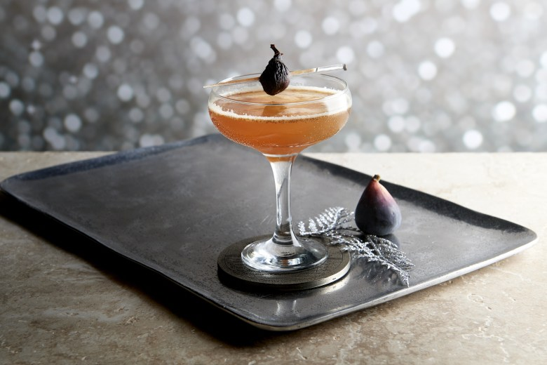cinnamon fig sidecar
