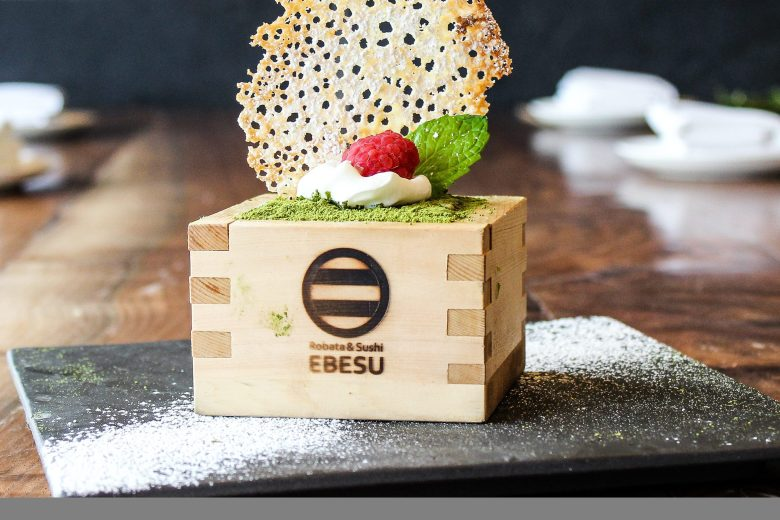 Ebesu Sushi best restaurants collin county