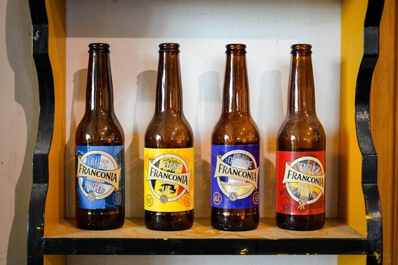 franconia brewing company