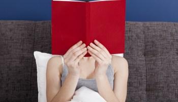 coronavirus read a book