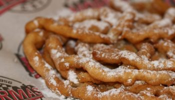 normas cafe funnel cake