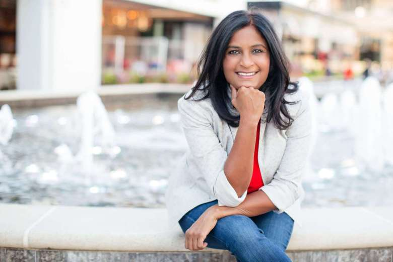 conscious parent and living coach Sapna Rad