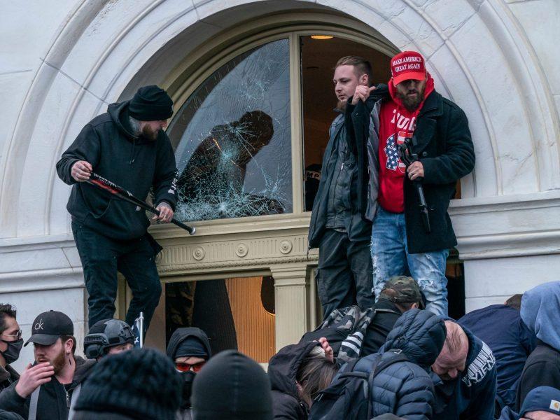 us attorneys warn protestors capitol riot