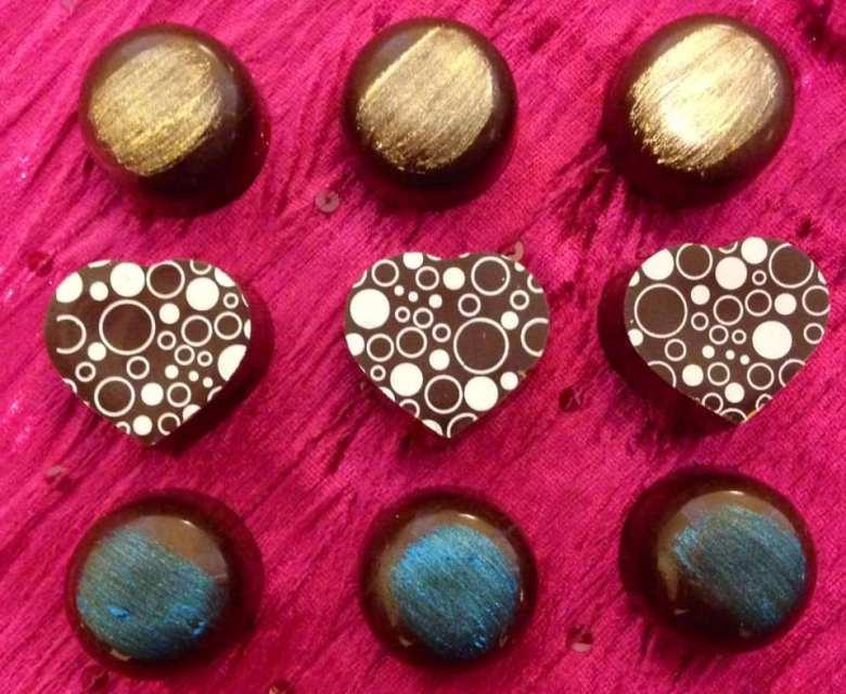 yellibelly chocolates valentine's day