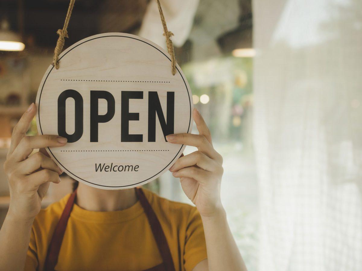 texas restaurant reopening