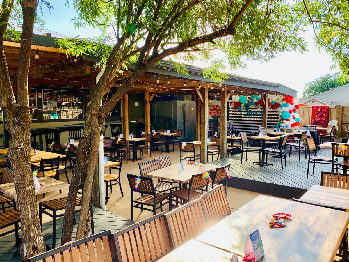 Frisco best patios