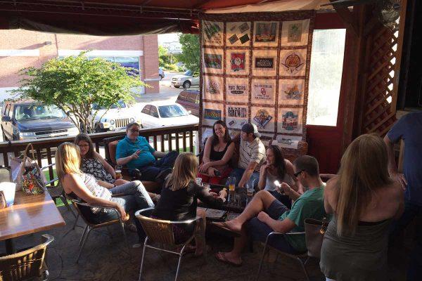 tworows open air patio dining allen tx 600x400 1