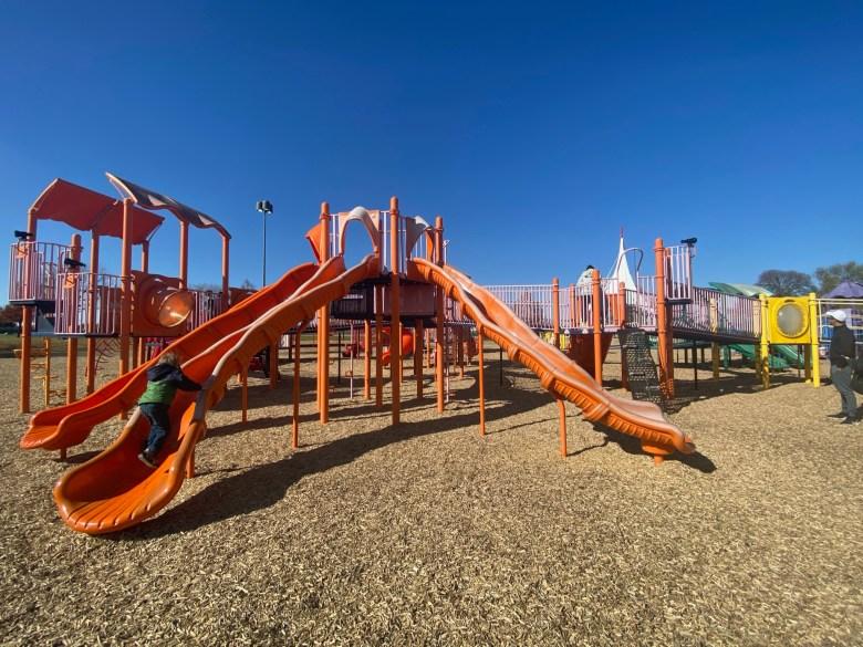 allen playgrounds