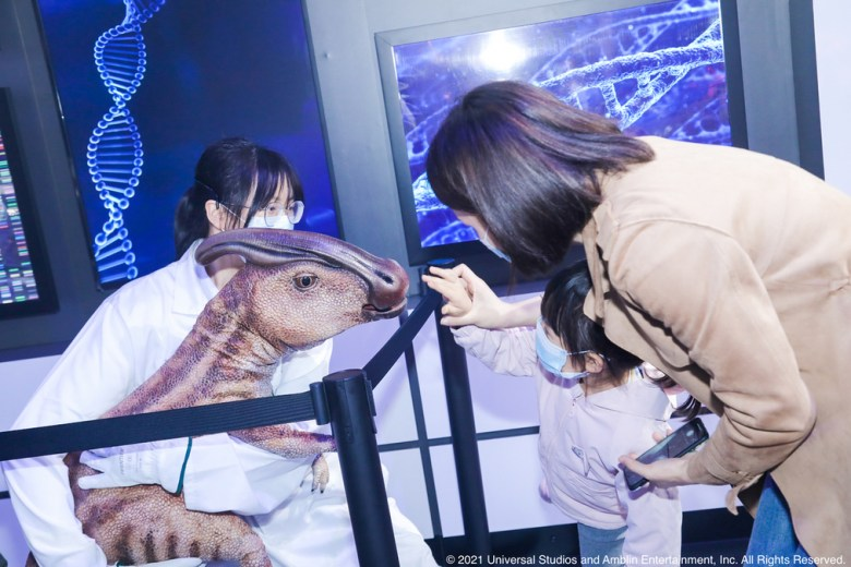 jurassic world: the exhibition will delight your family as an exciting thing to do this weekend!