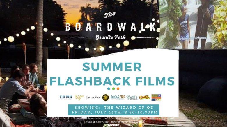 summer flashback films at boardwalk 1536x864 1