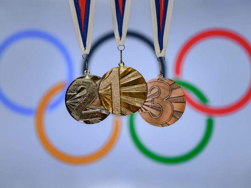 the 2020 olympics are underway in tokyo, japan. | shutterstock