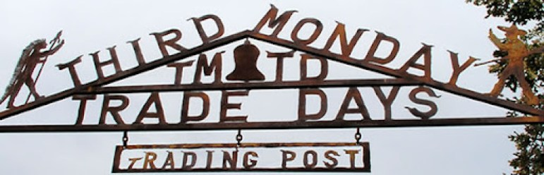 third monday trade days in mckinney are an essential august to do... and a to do for every month!   from mckinney third monday's website