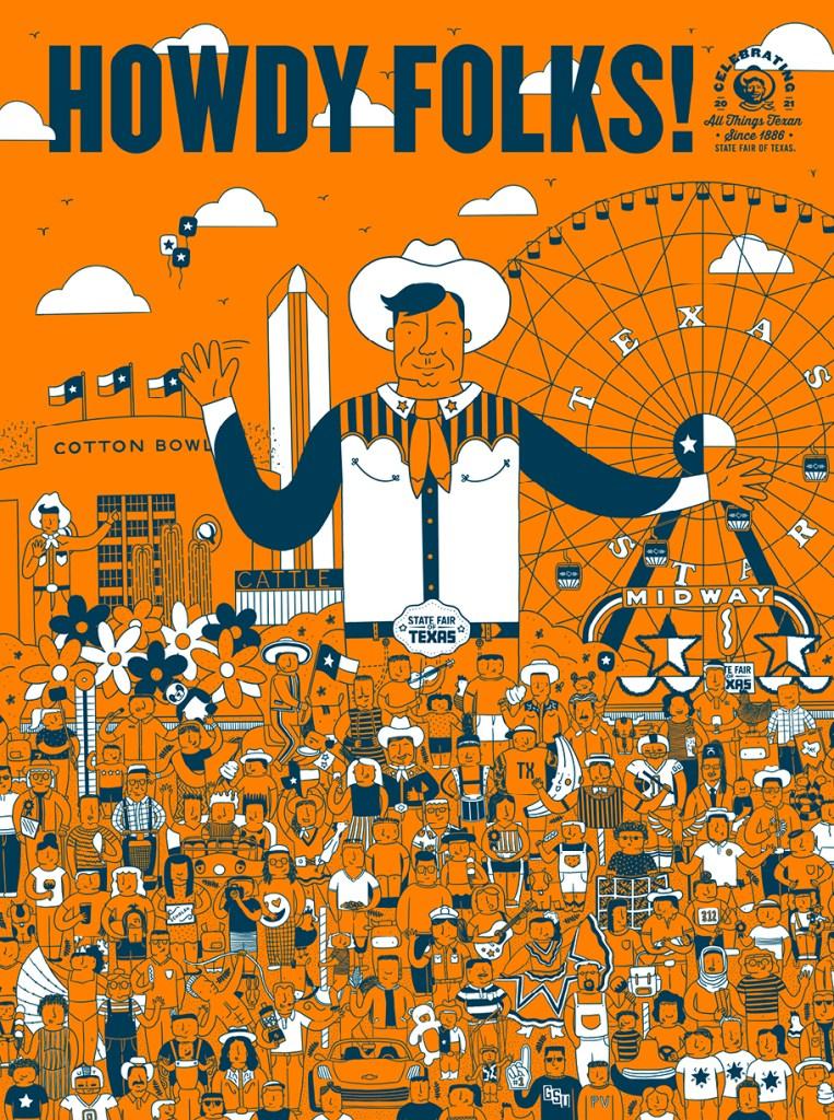 the theme of the 2021 Texas Fair