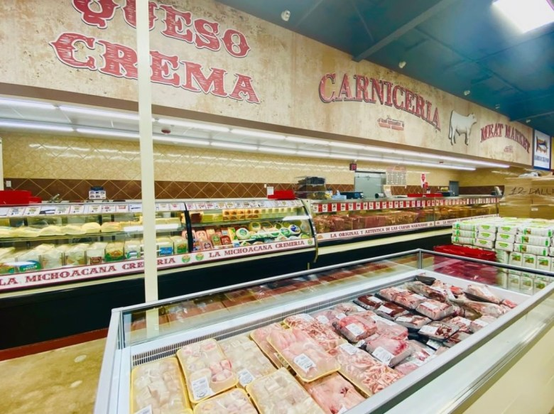 la michoacana's carniceria has plenty of traditional latin meats. check out more of the best butcher shops in plano!   via @lamichoacanamm on instagram
