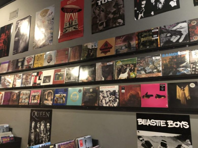 this woman-owned record store in mckinney offers hip-hop, rock, metal and more. photo credit: alex gonzalez
