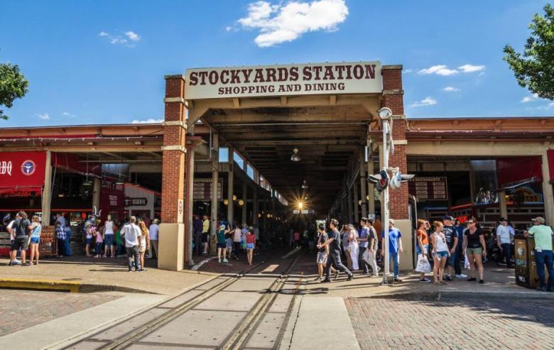 stockyards station will blow you away!