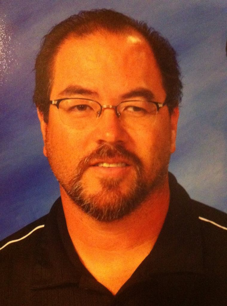 james shillam was the new freshman coach for allen isd. he passed away from covid-19 and pneumonia.   courtesy of kyp shillam.