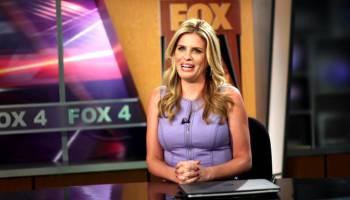 Lauren Przybyl on Fox 4