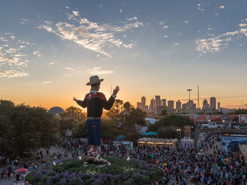 the state fair of texas is one of these september events that the whole family will love!