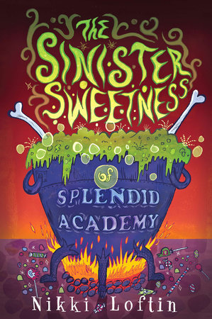 sinister sweetness of splendid academy