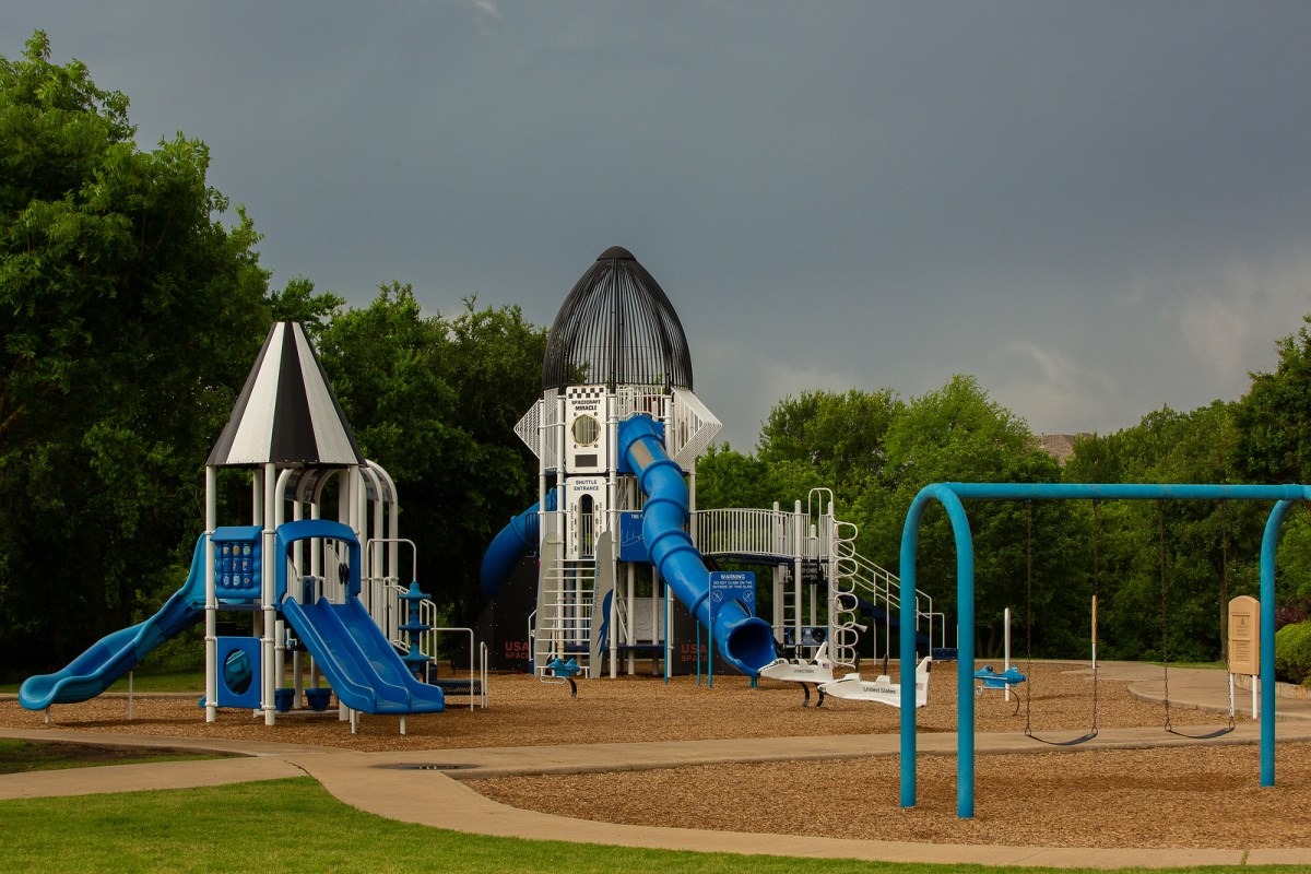 waterford park playground space station space shuttle rocket playground allen best playgrounds
