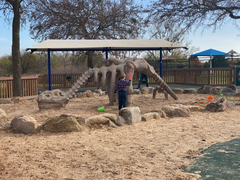 kids kingdom playground pecan grove park rowlett
