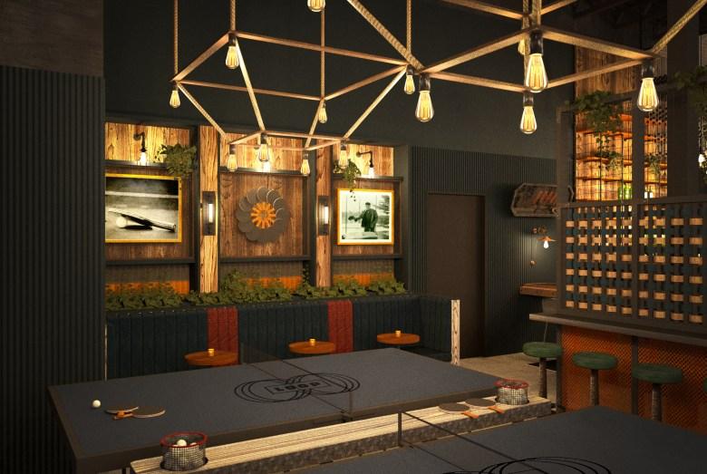 loop ping pong kitchen and bar