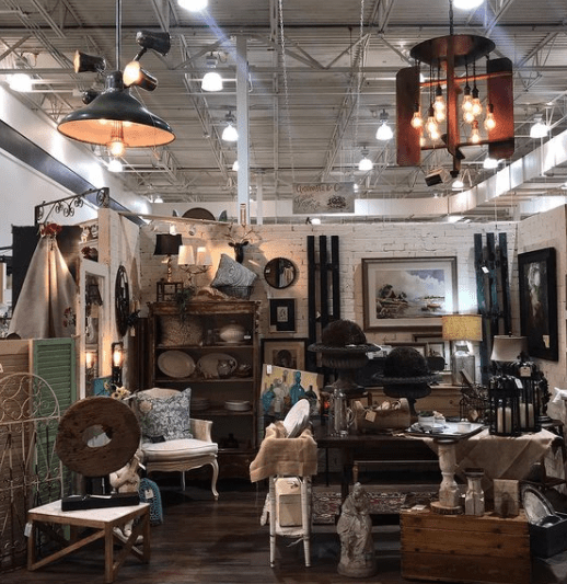get your antiquing fix at frisco mercantile, or one of these other awesome collin county antique shops!