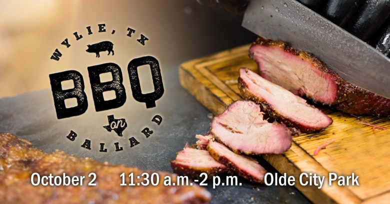 bbq on ballard is wylie's first-ever barbecue cook-off!