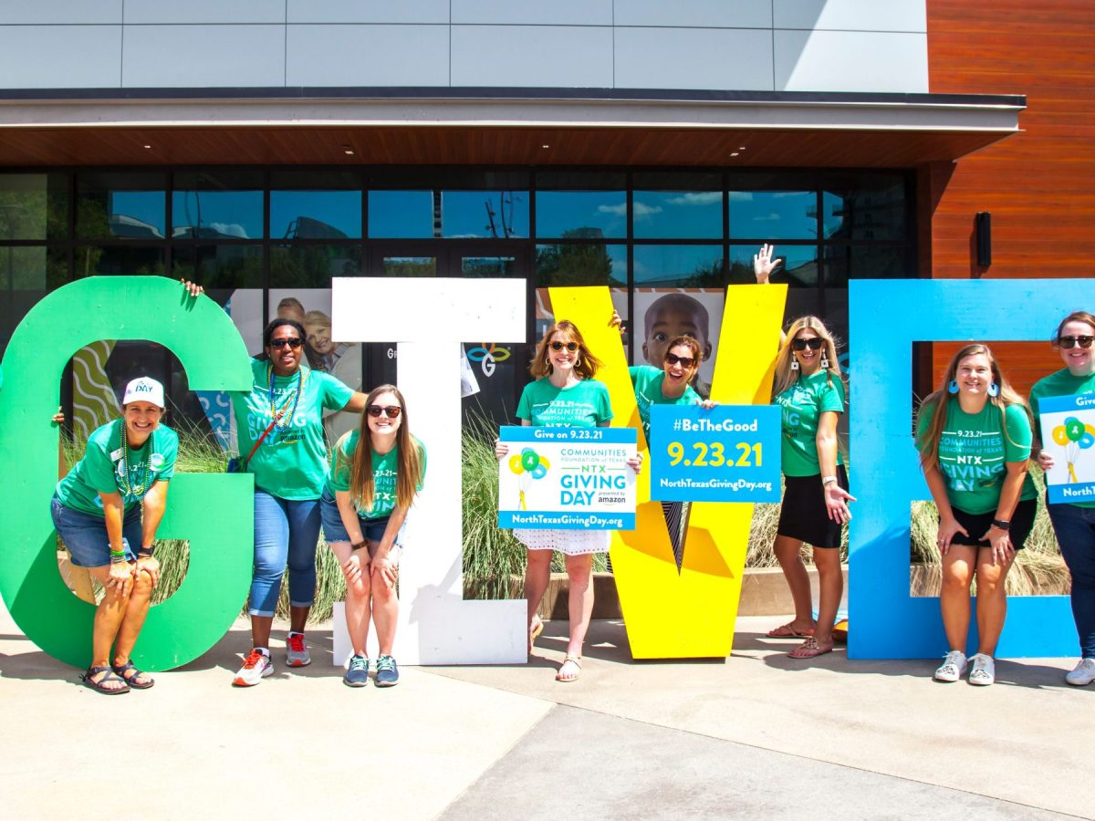 north texas giving day, communities foundation of texas