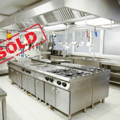 Kitchen Equipment For Sale Marble Countertops Restaurant Bar Local Auctions