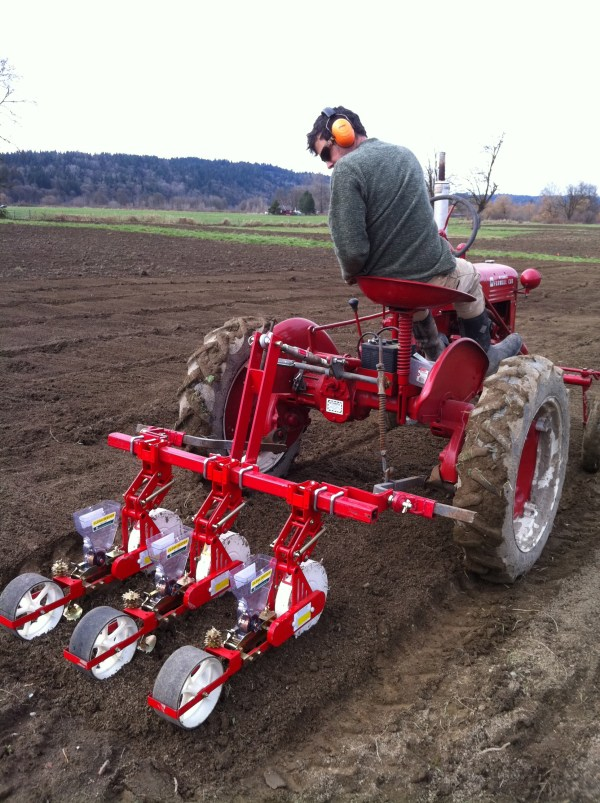 Small Farm Equipment Part Ii Jang Seeder