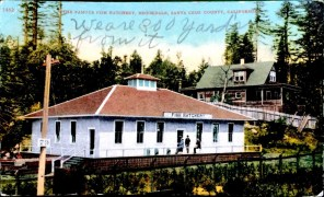 Brookdale Fish Hatchery 1910