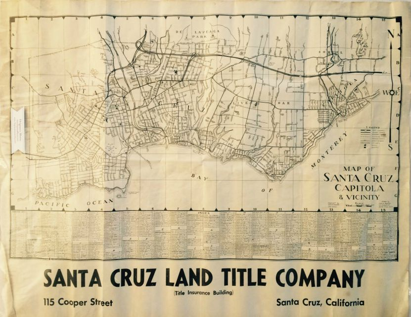 Santa Cruz Land Title Company