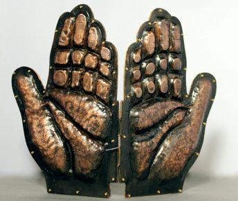 Serene Morgan Hand Sculpture