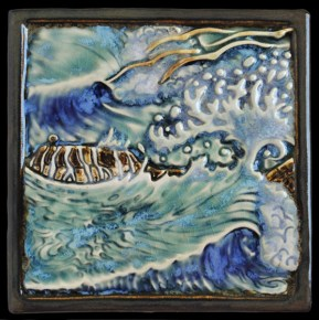 Steve Baranowski Wave Tile
