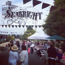 Seabright Block Party