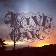 Victorian Live Oak Sunset