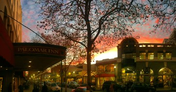 El Palomar Sunset