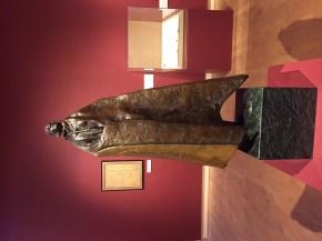Bronze African American Sculpture